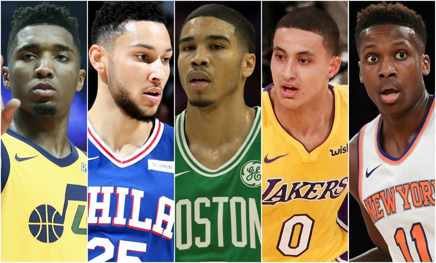 Rookie of the Year Race : Ben Simmons n'est plus si seul