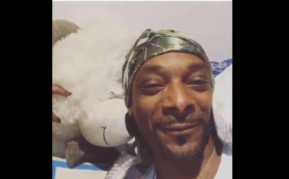 Snoop Dogg dit «f***» au Process des Sixers