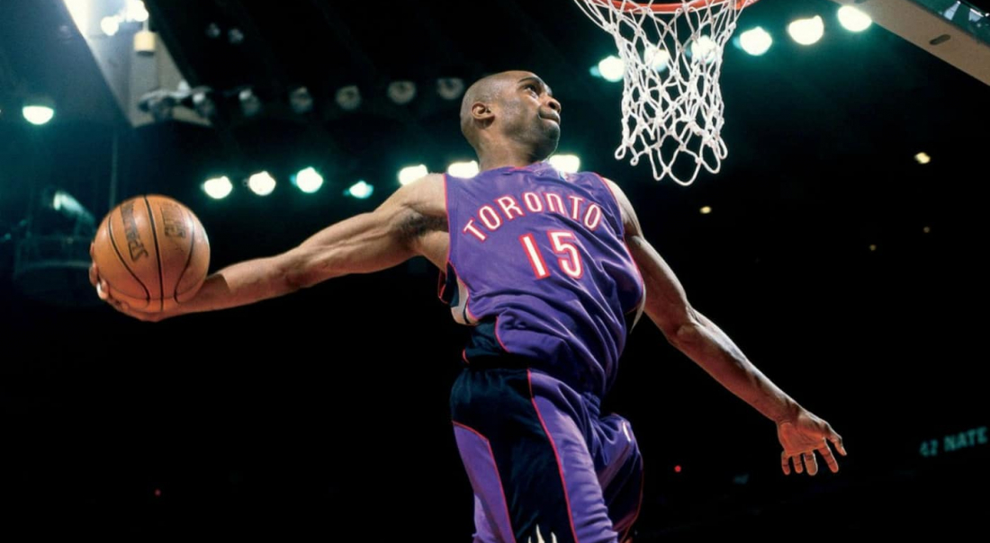 Vince Carter à Toronto, ses 5 grands moments