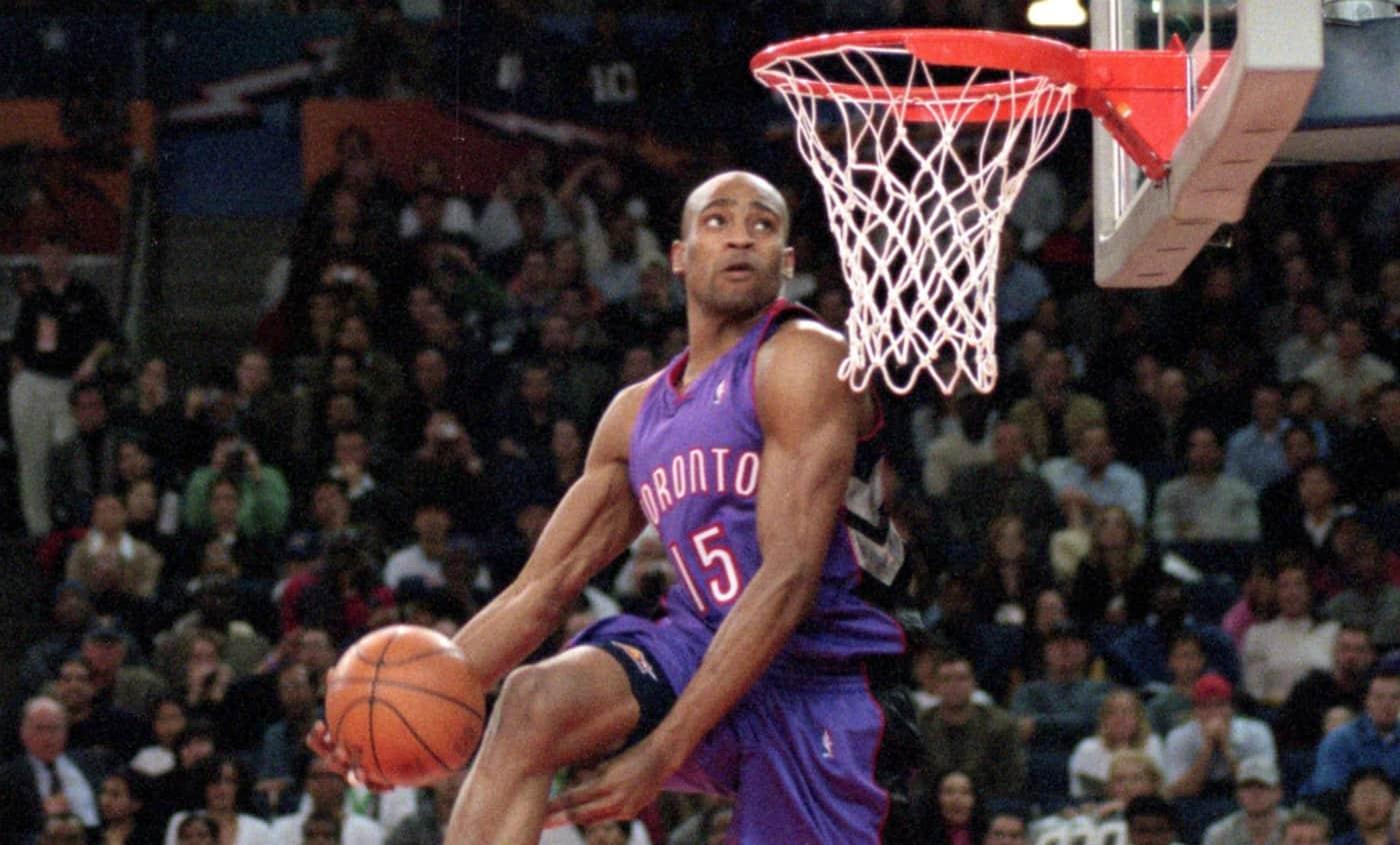 Vince Carter explique pourquoi il ne refera pas le concours de dunks