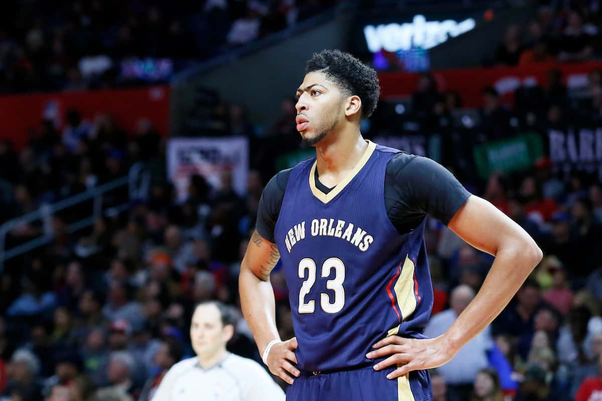 Comment les Celtics et les Warriors vont se disputer Anthony Davis