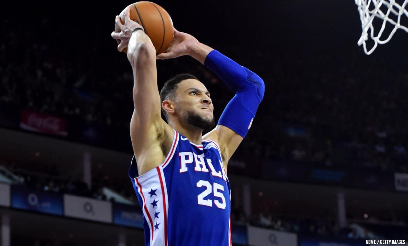 Son tir, Ben Simmons va ignorer les conseils de Kobe Bryant