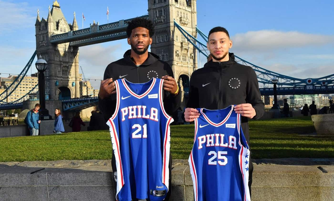 Chronique londonienne – NBA London Game 2018