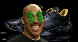 Enfin un joueur NBA autre que Lonzo sponsorisé par BBB ?