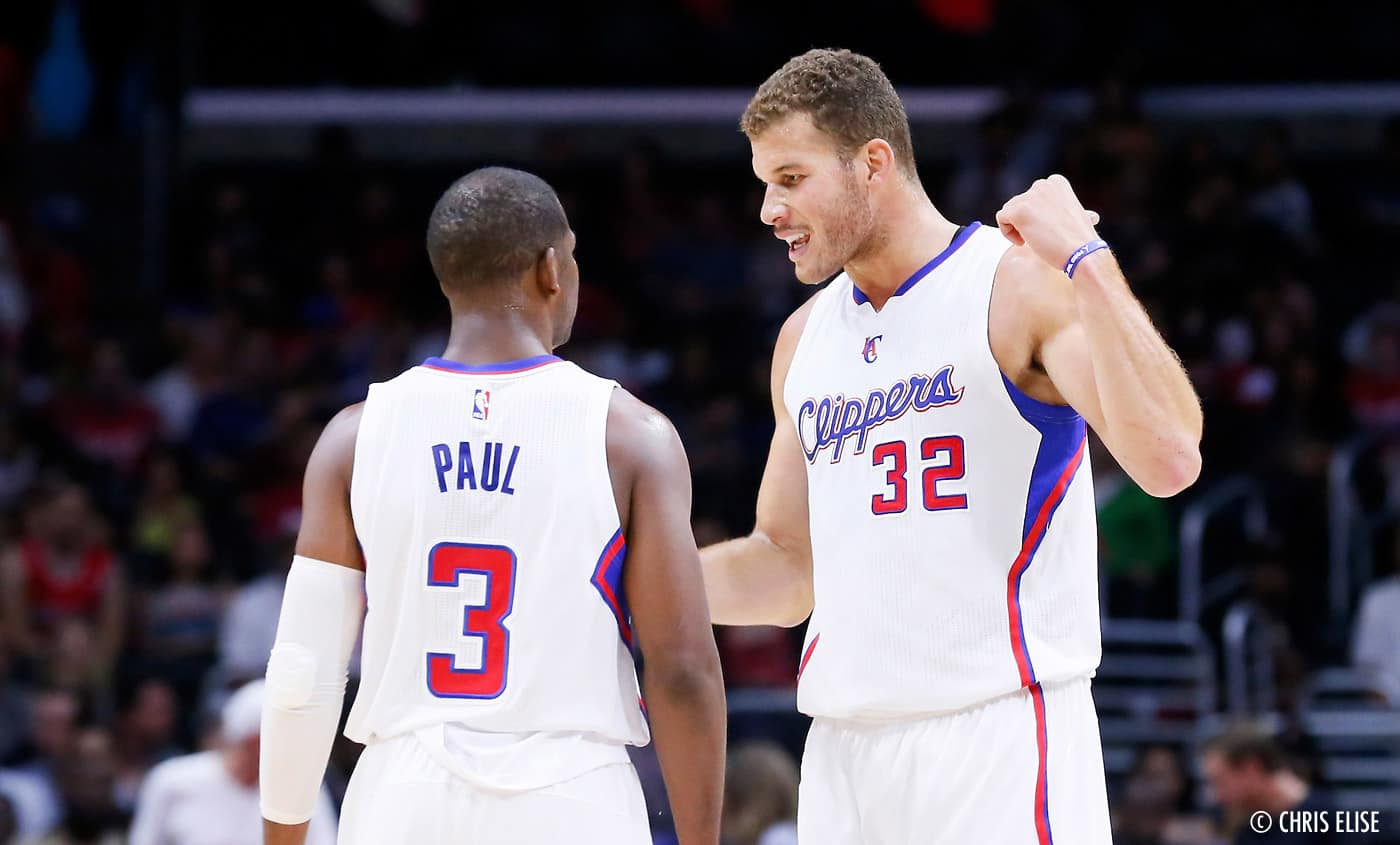 Blake Griffin Chris Paul - Los Angeles Clippers