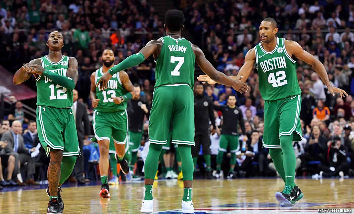Ces jeunes Celtics n'ont pas peur de LeBron James