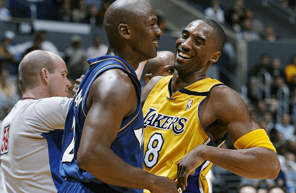 Quand Kobe Bryant claquait 55 points face à Michael Jordan