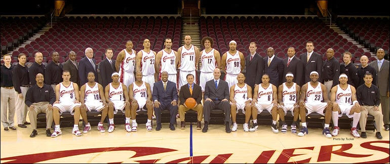 cleveland cavaliers 2006-2007