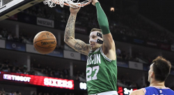 Daniel Theis rempile pour 2 ans et 10M aux Celtics