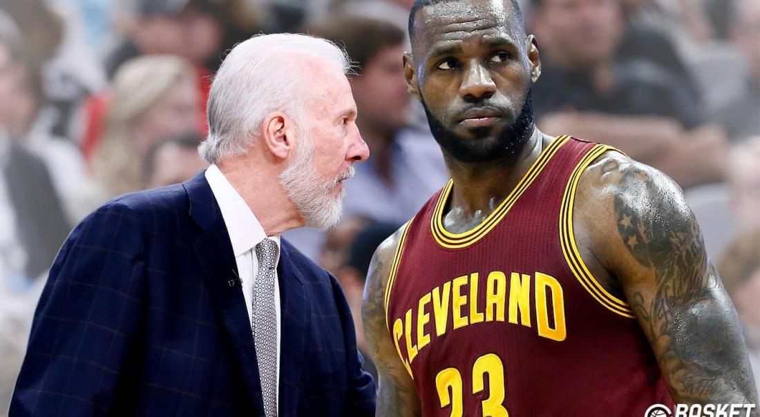 Les Spurs, la meilleure option pour LeBron James ?