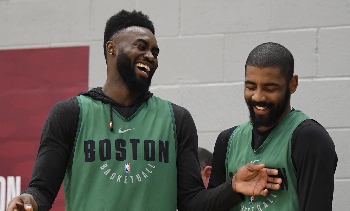 Le rapport de blessures des Celtics est presque comique