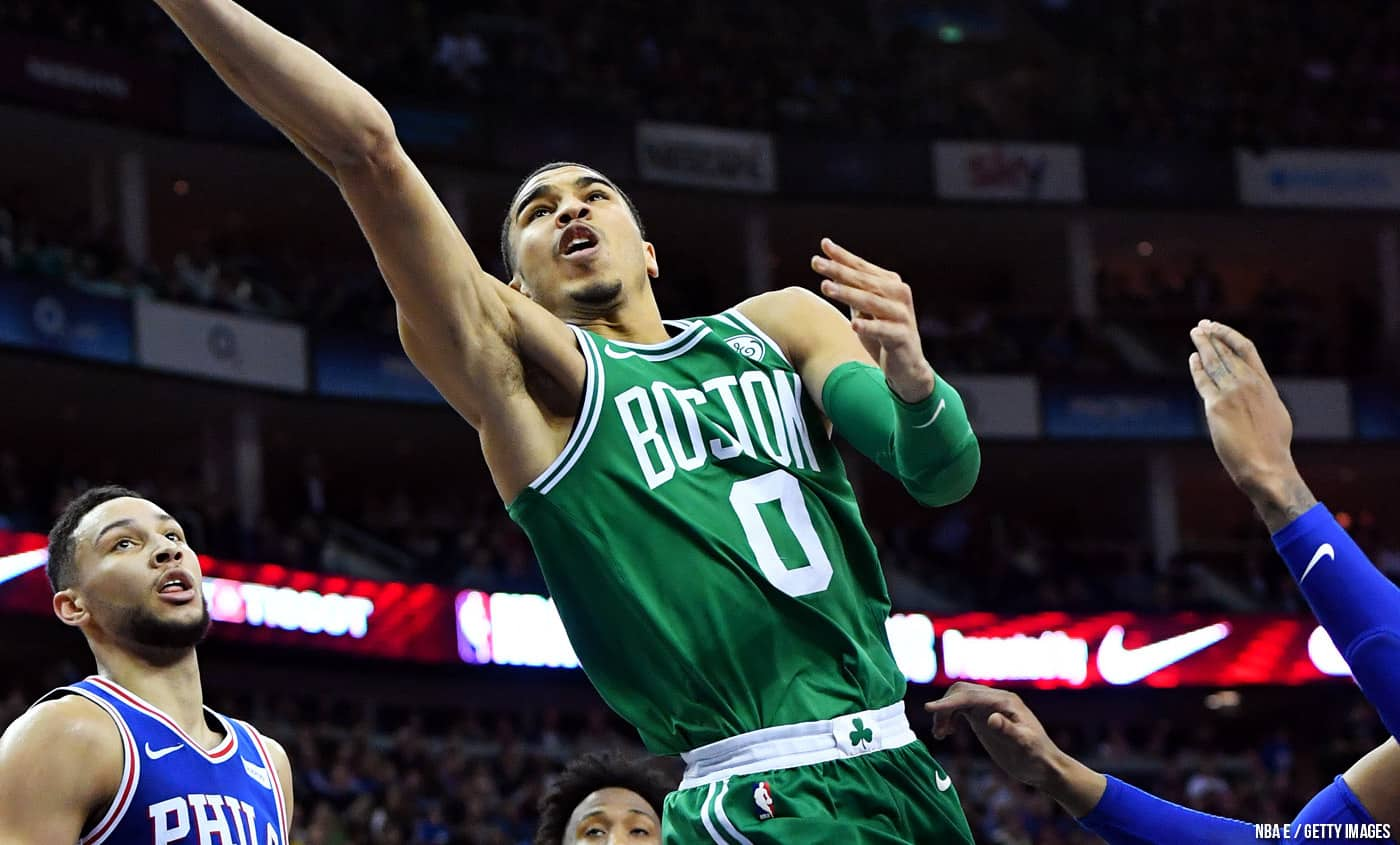 Boston domine facilement Philly dans le game 1