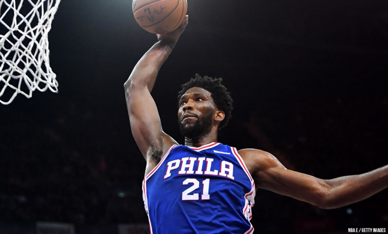 Joel Embiid : « LeBron ? On avait nos chances »