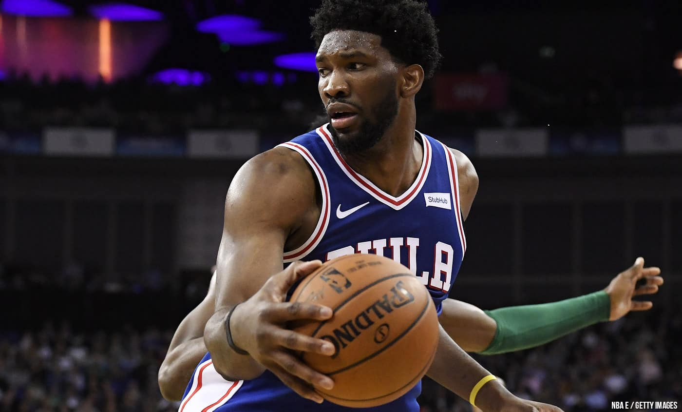 La stat de Joel Embiid que l'on croyait impossible il y a un an