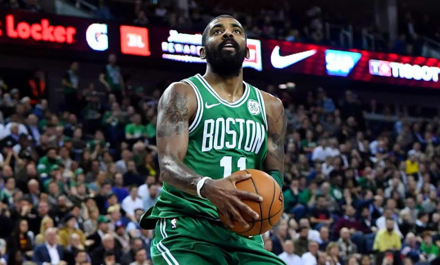 Kyrie Irving continue sa tournée d'excuses