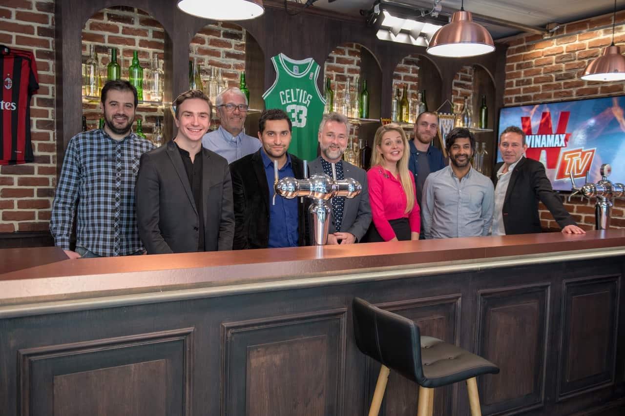 Parieurs et fans de NBA, Winamax TV est née