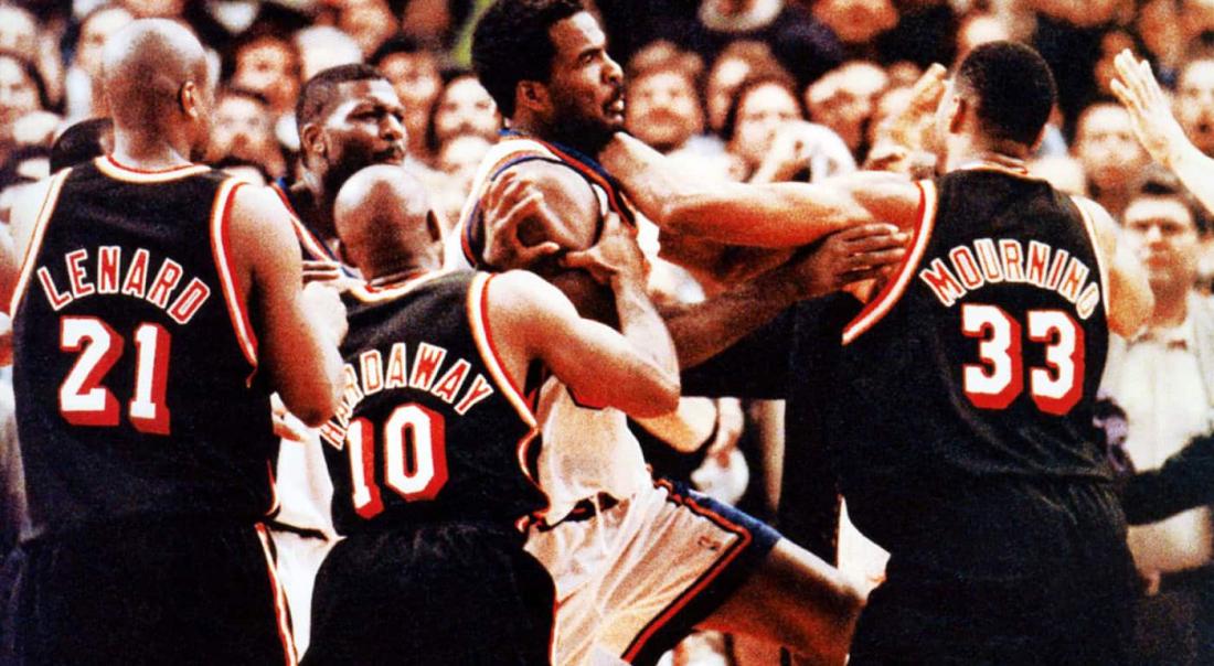 Top 10 des plus grands bad boys de l'histoire de la NBA