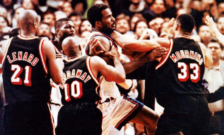 Qui sont les plus gros bad boys de l'histoire de la NBA ?