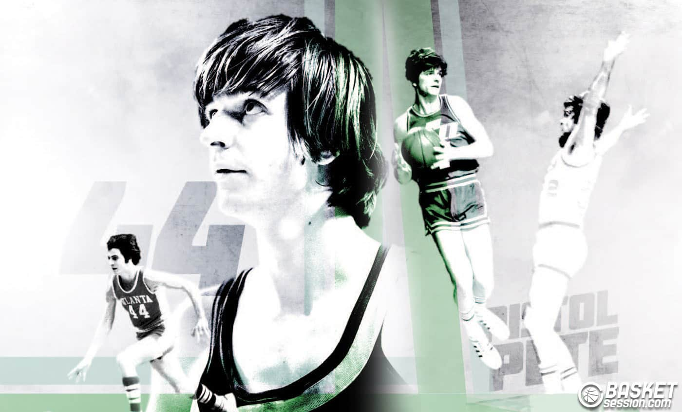 Pistol Pete Maravich : Born to run