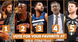Shaqtin A Fool : Les Knicks veulent donc faire shooter leur coach