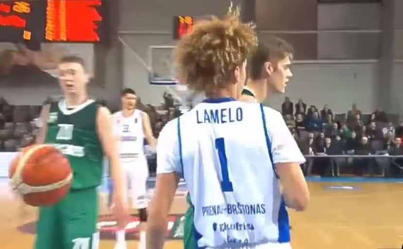 Ce qu'on a retenu de la première des Ball en Lituanie
