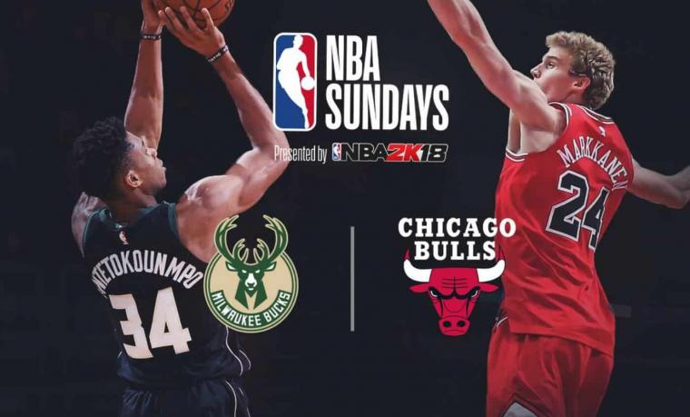 Chicago-Milwaukee, un NBA Sunday entre voisins