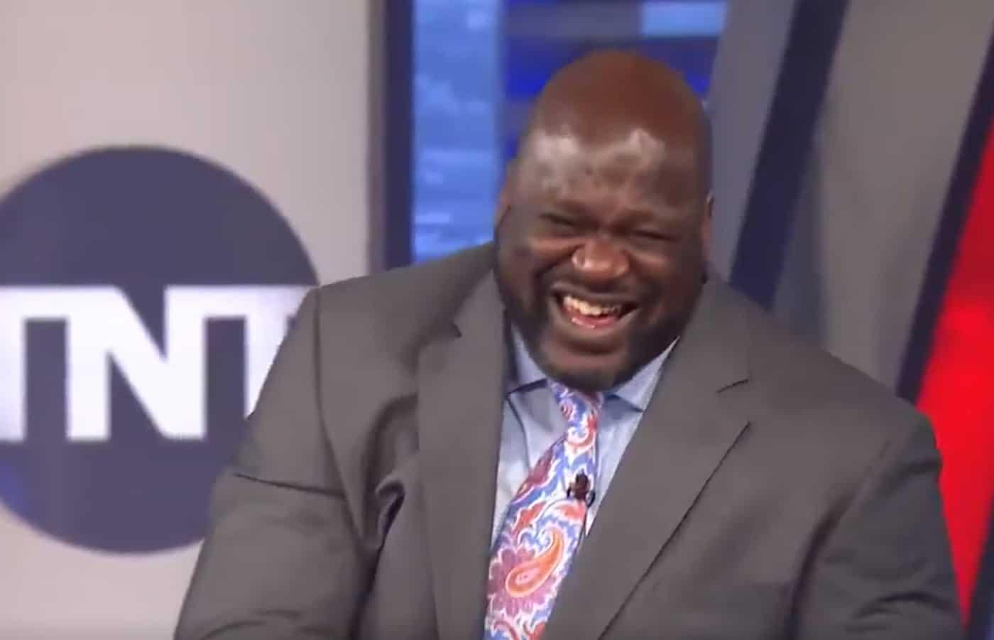 Shaq et Barkley pleurent de rire après l'embrouille Rockets-Clippers