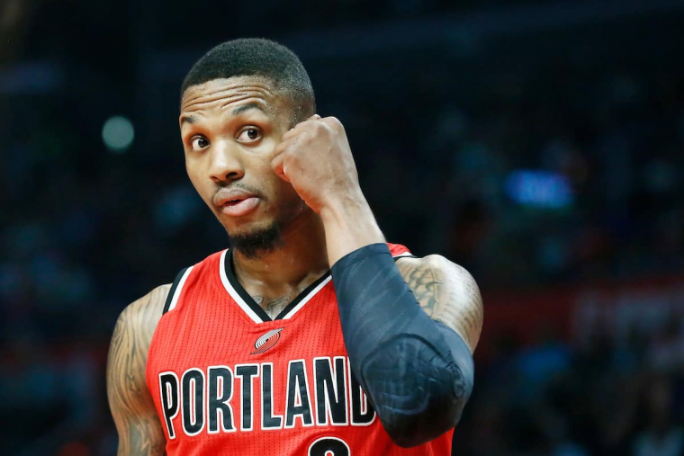 La stat terrifiante de « clutchitude » de Damian Lillard, assassin du money time