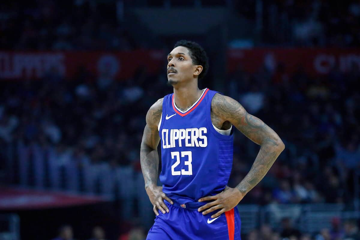 Les Clippers font un geste pour Lou Williams