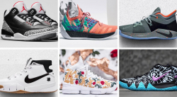 Les meilleures sorties sneakers du All-Star Game
