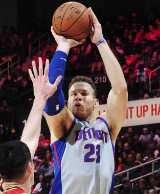 Les Pistons croient en leur Blakemaker