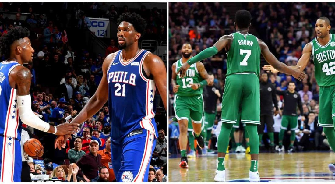 Celtics-Sixers, la prochaine grande rivalité à l'Est