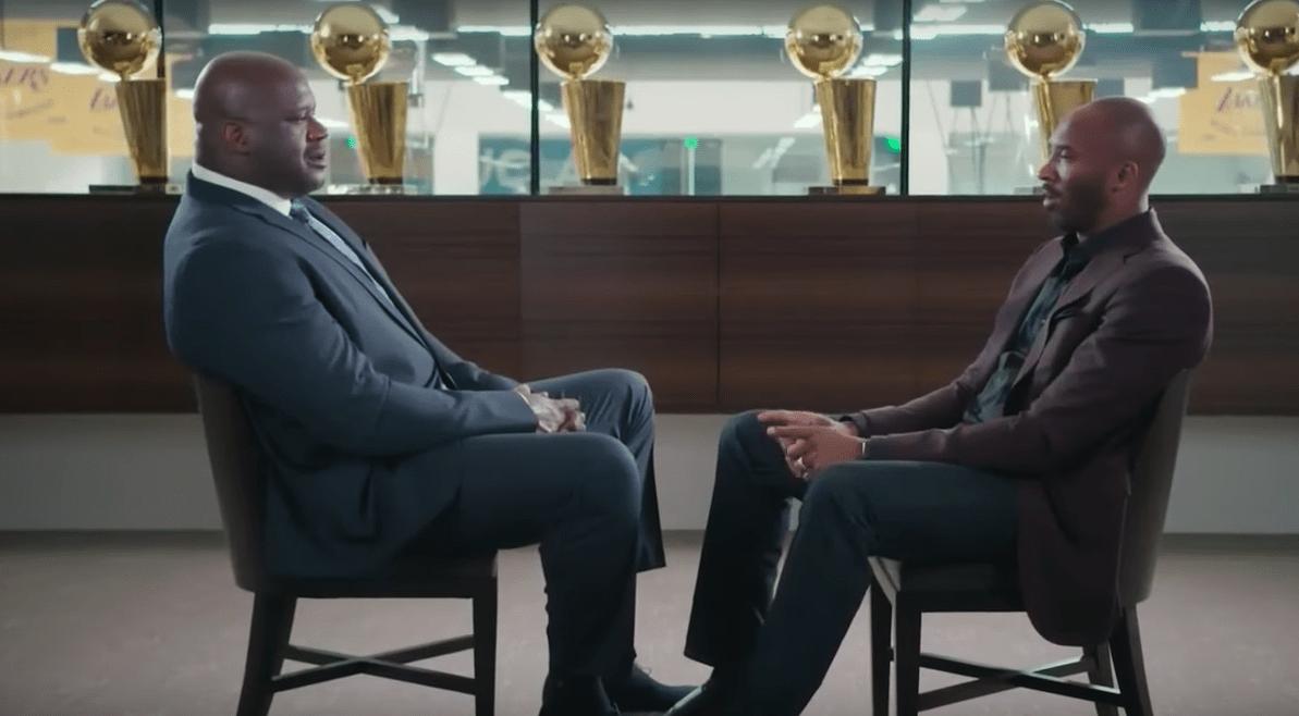 Kobe Bryant : «Shaq aurait pu être le G.O.A.T»