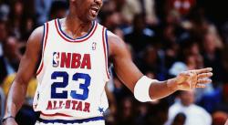 Le dernier All-Star Game de Michael Jordan en 2003