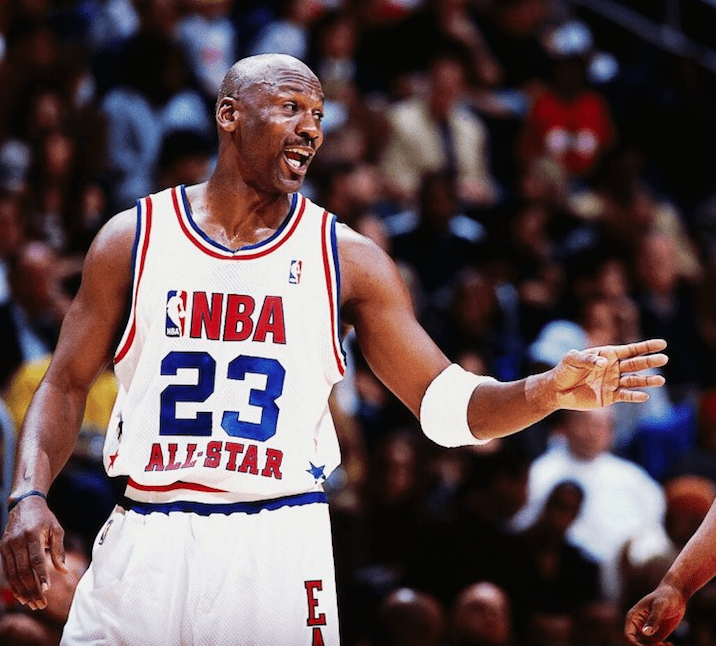 Le dernier All-Star Game de Michael Jordan en 2003