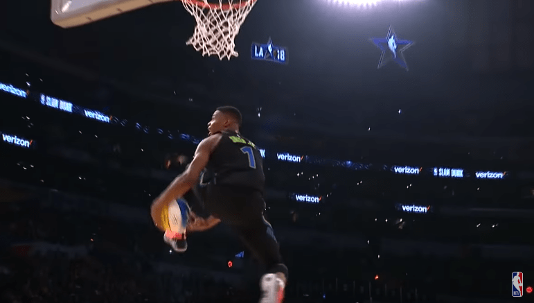 Slam Dunk Contest : Dennis Smith Jr s'est-il fait snober ?
