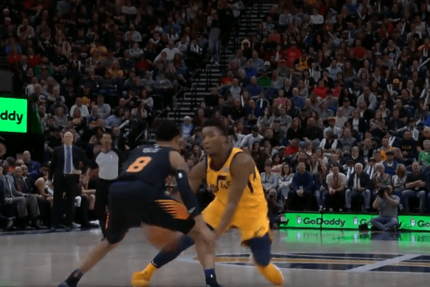 Top 10 : Donovan Mitchell a le crossover facile