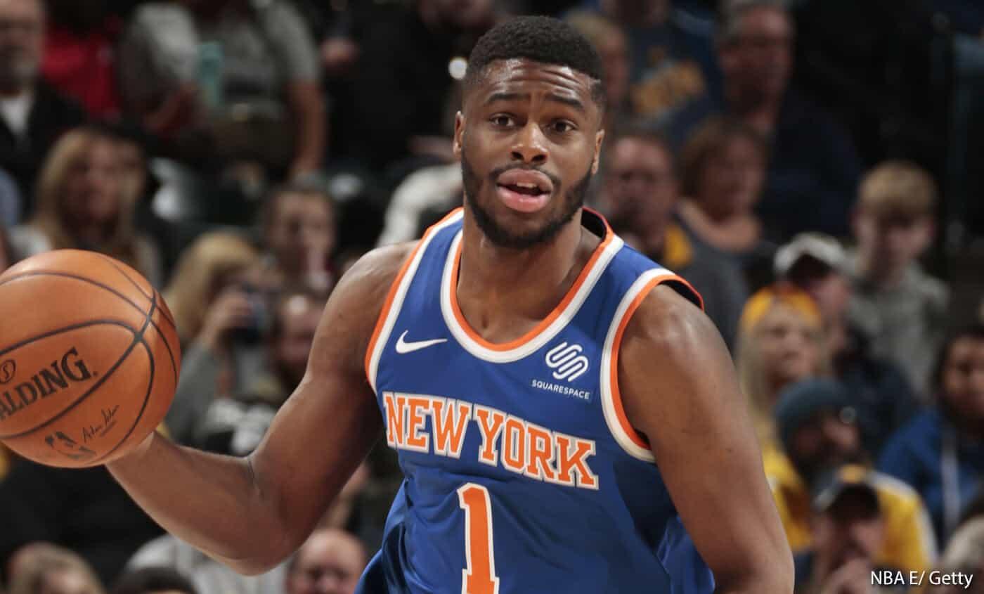 17 défaites de suite, record de nullité pour les Knicks