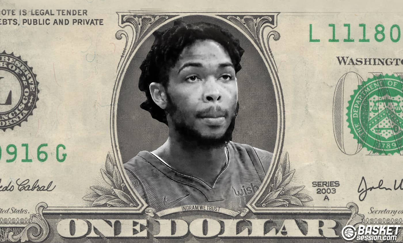 Ingram we trust