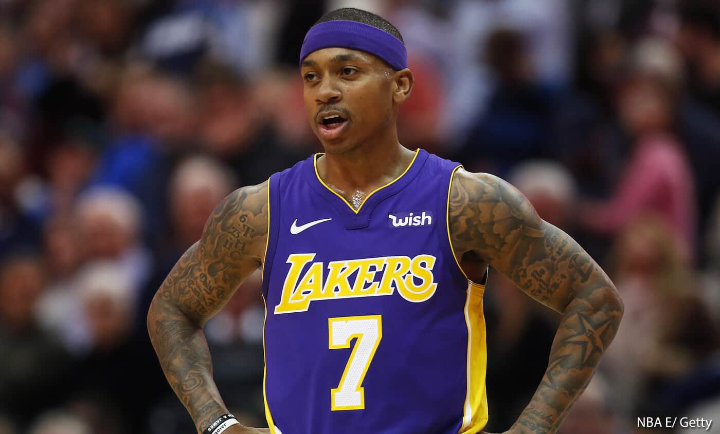 Isaiah Thomas : « J'ai traversé des choses bien plus dures »