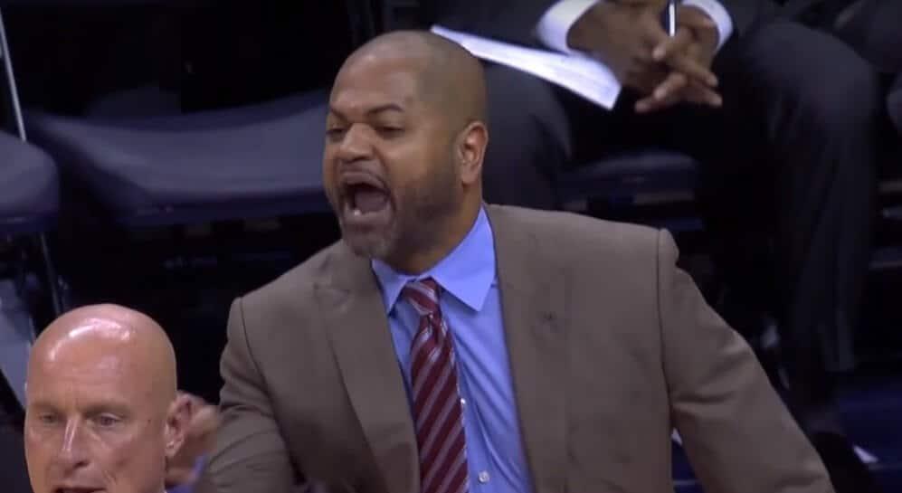 Le coach des Grizzlies mis à l'amende par la NBA