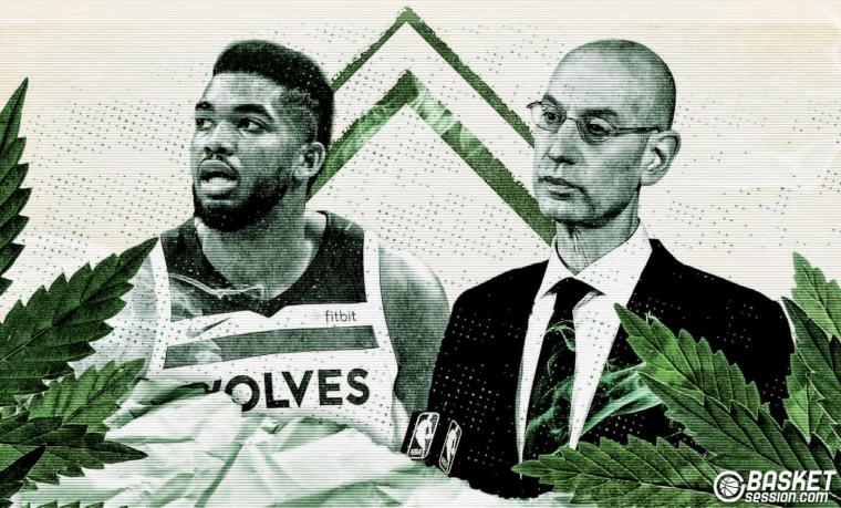 NBA et cannabis, la révolution verte est-elle en marche ?