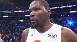 Kevin Durant : «Le All-Star Game était devenu une blague»