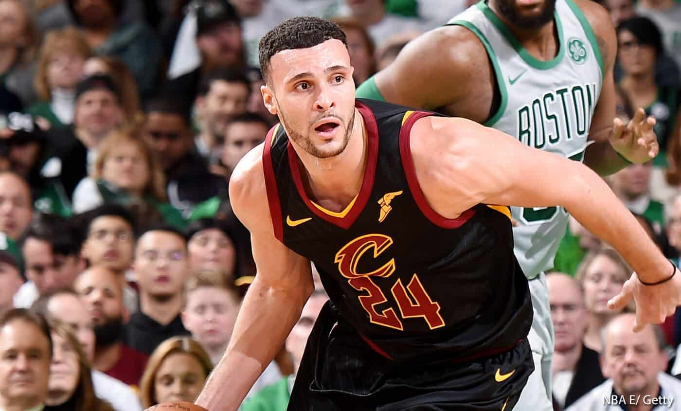 Larry Nance Jr, la fierté de son All-Star de papa