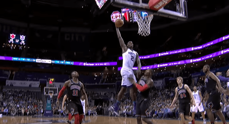 Top 10 : Marvin Williams a un jump de malade !