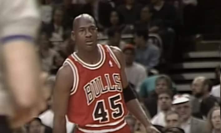 Quand Michael Jordan fêtait son retour au Madison Square Garden en plantant 55 points