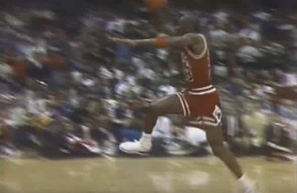Il y a 30 ans, le duel d'anthologie entre Jordan et Wilkins au Slam Dunk Contest