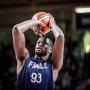 Moustapha Fall et les Bleus trop forts pour la Belgique