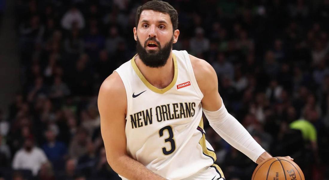 Nikola Mirotic file chez les Bucks !