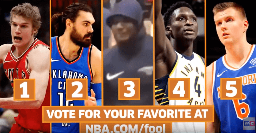 Shaqtin A Fool : Un fan des Pelicans s'incruste au warm-up